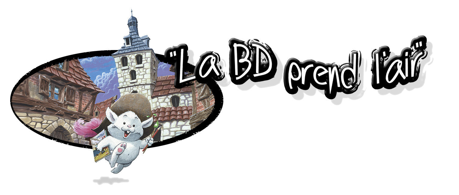 Festival de BD à Cajarc